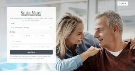 senior dating websites